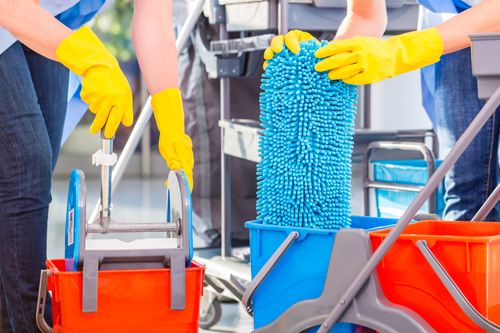 K9ERP, ERP for the Janitorial Supplies industry